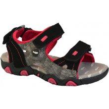 3e7c3ab0cd Bugga B00149 sandály dětské růžová