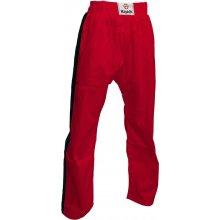 Hayashi bavlněné kalhoty Hayashi červená