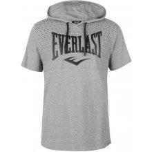 Everlast Hood T ShirtSn91 Grey Marl