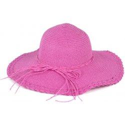 Klobouk Art of Polo Růžový dámský letní klobouk fa78704aec