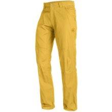 Pánské outdoor kalhoty Mammut Massone Pants Men Yellowstone
