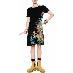Dámské šaty Desigual šaty Agra černá c10120c5cb