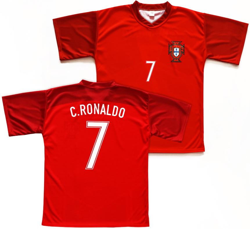 32df191e9 SP Cristiano Ronaldo Portugalsko fotbalový dres alternativy - Heureka.cz