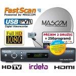 Set Mascom MC2600/80MBL + karta Skylink Standart M7