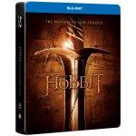 Hobit 1-3 Kolekce 2D+3D BD