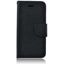 Pouzdro Fancy Book Samsung Galaxy J5 2016 černé d37ced8343f