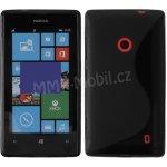 Pouzdro S-CasE Nokia 520 Lumia černé