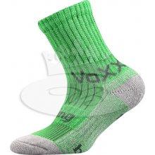 1b6c28a697f VoXX Bomberik dětské silné ponožky zelená vhodné na chůzi