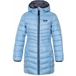 Loap Ikima dětský zimní kabát modrá   modrá dětská bunda a kabát ... d4379eda8e