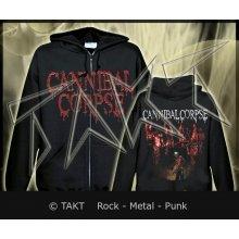 Cannibal Corpse Torture Imp. mikina se zipem
