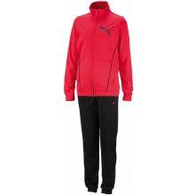 PUMA Active Poly Suit dívčí červená černá
