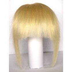 Příčesky do vlasů clip in ofina - odstín 60 (platinová blond ... 2b9f3e89dd3