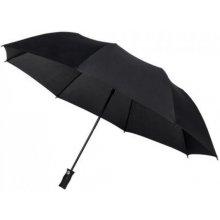 Skládací deštník MAX černý