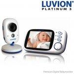 Luvion Dětská videochůvička Platinum 3