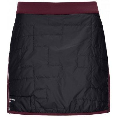 Ortovox Wmns Piz Boe Skirt dámská zateplená sukně black raven