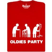 Bastard Oldies party Red
