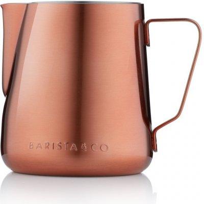 Barista&Co konvička na mléko, 350 ml, Midnight Copper 6BC004-022
