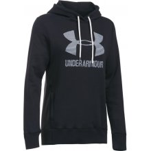 Under Armour Favorite Fleece Sportstyle černá
