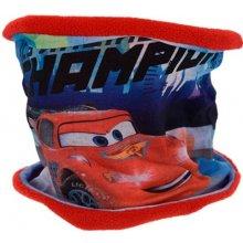 Sun City Šála Cars / nákrčník Cars červený zateplený