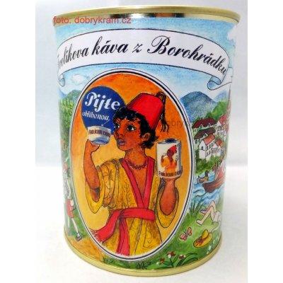 Frolíkova čerstvá Káva z Borohrádku mletá 250 g
