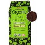 RADICO přírodní barva na vlasy měděnÁ hnědá 100 g
