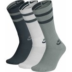 Nike ponožky SB 3PPK Crew Socks Multi-Color Blue White Green 9ed49f18a6