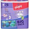 Plenky Bella Happy Midi Big Pack 5-9 kg 78 ks
