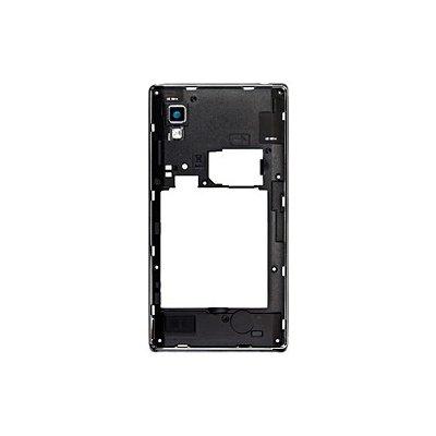 Kryt LG P760 Optimus L9 střední černý