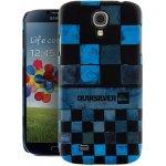 Pouzdro QUIKSILVER Samsung Galaxy S4 modré