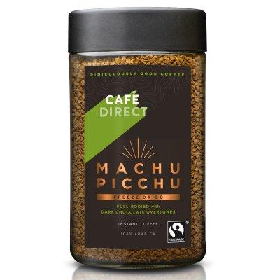 Cafedirect Instantní Káva Machu Picchu 100 g