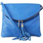 93e386227db Italské malé modré kožené kabelka levné Korzika
