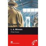 L. A. Winners + Audio CD • Macmillan Readers Elementary