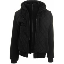 Firetrap Sartorial Knit Jacket Mens Black