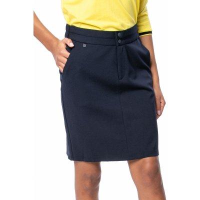 Heavy Tools dámská viskozová sukně Nokla modrá