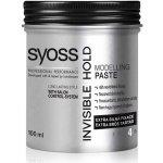 Syoss Invisible Hold Modelling Paste tvarující pasta na vlasy 100 ml