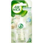 Air Wick elektrická náplň bílé Květy 19 ml