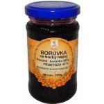 Rakytník Cvrček Borůvka na horký nápoj s bobulemi FRUKTOZA 220 g