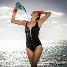 Anita Elouise L2 7742 jednodílné plavky 001 cerna