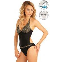 Litex 52160 Jednodílné plavky s košíčky push-up 0ca831dd4e