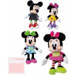 DINO PLYŠ Disney Minnie 20cm IV postavička 4 druhy