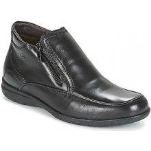 Fluchos Kotníkové boty LUCA Černé