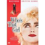 kdo je ta holka? DVD