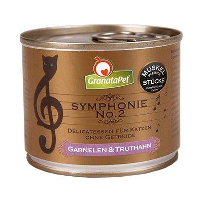 GranataPet Symphonie no.2 Garnát & Krocan 200 g