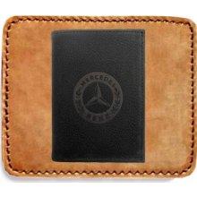 MERCEDES BENZ kožená peněženka pánská 28b2c9fadb