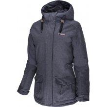 Erco Alasia dámská zimní bunda 17W2033GRY grey melange