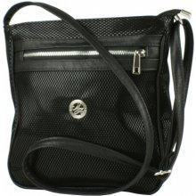 Dawidex crossbody kabelka černá