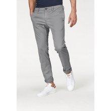 TOMMY JEANS Kalhoty ve stylu Chino, šedá