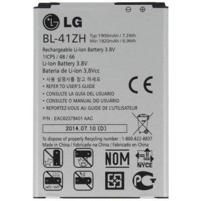 LG BL-41ZH originální baterie pro LG D290n L Fino, D295 L Fino Dual, H320 Leon, H340n Leon 4G LTE