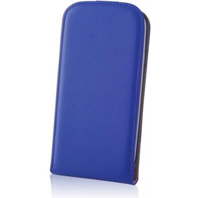 Pouzdro SLIGO DeLuxe LG D290N, L Fino modré