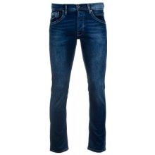 Pepe Jeans pánské jeansy Track tmavě modrá 0ee258ceda